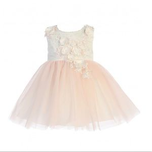 Other - Beautiful Baby Special Occasion Dress
